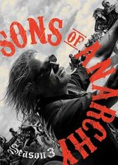 Sons of Anarchy - Season 3 (4-DVD)