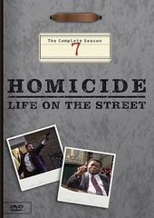 Homicide: Life on the Street - Complete Season 7