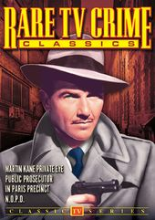 Rare TV Crime Classics: Martin Kane / Paris