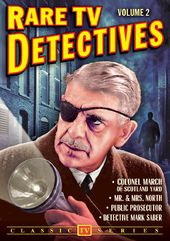 Rare TV Detectives - Volume 2: Colonel March of