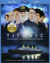 Titanic (Blu-ray + DVD) (3-Disc)