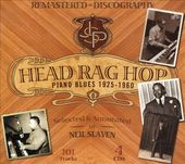 Head Rag Hop: Piano Blues 1925-1960 (4-CD)