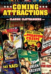 "Coming Attractions: Classic Cliffhangers - 11"" x"