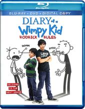 Diary of a Wimpy Kid: Rodrick Rules (Blu-ray +