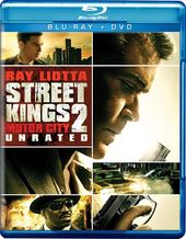 Street Kings 2: Motor City (Blu-ray + DVD)