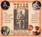 1927 - 1951: Authentic Early Texas Country Blues