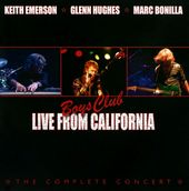 The Boys Club: Live from California (2-CD)