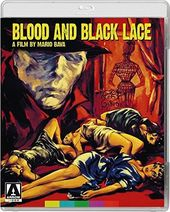 Blood and Black Lace (Blu-ray + 2-DVD)