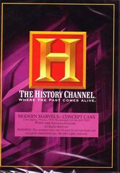History Channel: Modern Marvels - Concept Cars