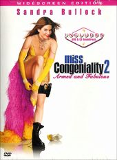 Miss Congeniality 2: Armed and Fabulous (DVD + CD)