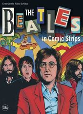 The Beatles in Comic Strips