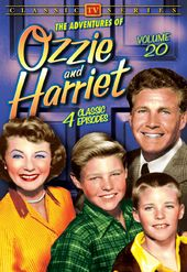 Adventures of Ozzie & Harriet - Volume 20