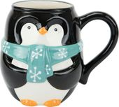 Polar Penguin - Figural Fun Mug