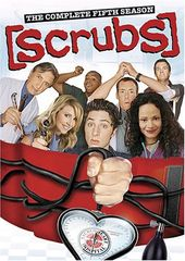 Scrubs - Complete 5th Season (3-DVD)
