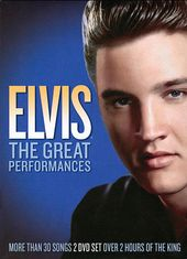 Elvis Presley - The Great Performances(2-DVD)