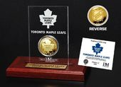 Hockey - Toronto Maple Leafs Etched Acrylic