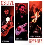 G3 Live: Rockin' in the Free World (2-CD)