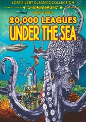 "20,000 Leagues Under the Sea - 11"" x 17"" Poster"