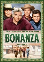 Bonanza - Official 1st Season - Volume 2 (4-DVD)
