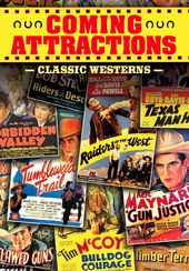 "Coming Attractions: Classic Westerns - 11"" x 17"""