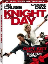 Knight and Day Gift Set (Blu-ray + DVD)