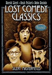 Lost Comedy Classics, Volume 2 (Silent)