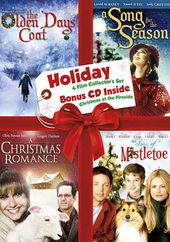 Holiday Collector's Set, Volume 4 (DVD + CD)