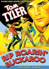 Tom Tyler Double Feature: Rip Roarin' Buckaroo /