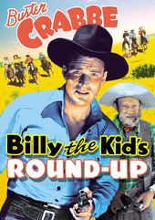 "Billy the Kid's Round-Up - 11"" x 17"" Poster"