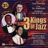 3 Kings of Jazz: The Music of Louis Armstrong,