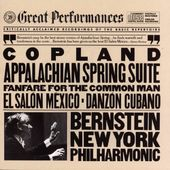 Copland: Appalachian Spring/Fanfare For The