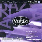 Vee-Jay: Very Best of Jazz, Volume 4