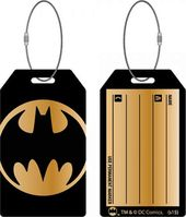 DC Comics - Batman Aluminum Bag Tag