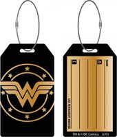 DC Comics - Wonder Woman Aluminum Bag Tag
