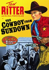 "The Cowboy from Sundown - 11"" x 17"" Poster"
