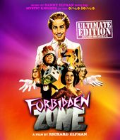 Forbidden Zone: Ultimate Edition (Blu-ray + CD)