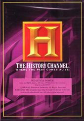 History Channel: Wealth & Power (2-DVD)