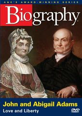 A&E Biography: John & Abigail Adams: Love and