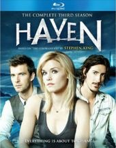 Haven - Complete 3rd Season (Blu-ray)