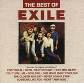 The Best of Exile [Curb]