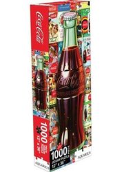 Coca-Cola - Collage: Slim Puzzle