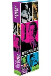 Elvis Presley - Colors - 1000-Piece Slim Puzzle