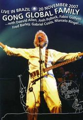 Gong Global Family - Live in Brazil 11/20/2007