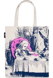 Alice in Wonderland - Tote Bag