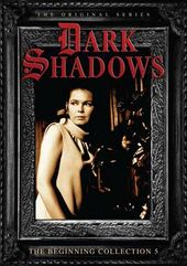Dark Shadows - The Beginning, Collection 5 (4-DVD)