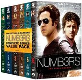 Numb3rs - Complete Series (31-DVD)