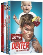 Dexter - Seasons 1-4 (16-DVD)