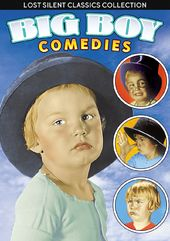 "Big Boy Comedies - 11"" x 17"" Poster"