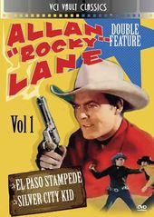 "Allan ""Rocky"" Lane - Western Double Feature,"