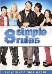 8 Simple Rules - Complete 1st Season (3-DVD)